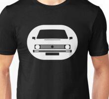 VW Rabbit Mark 1 Unisex T-Shirt