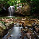 Serenity Falls - Buderim by Kate Wall