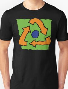 Earth Day Recycle Unisex T-Shirt