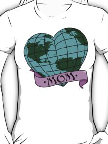 Earth Day Mother Earth T-Shirt
