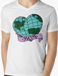 Earth Day Mother Earth Mens V-Neck T-Shirt