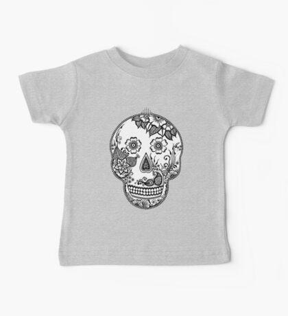 Día de los Muertos Baby Tee