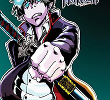 Ao Exorcist (Blue Exorcist) by rayme3000