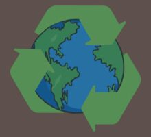 Recycle Earth Day Kids Clothes