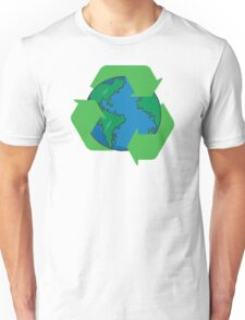 Recycle Earth Day Unisex T-Shirt