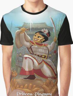 Princess Pingyang - Rejected Princesses Graphic T-Shirt