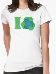 I Recycle Earth Day T-Shirt