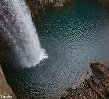 Ozone Falls by photodug