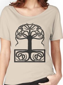 The World Tree, Yggdrasil Women's Relaxed Fit T-Shirt
