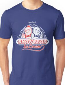 Snow Bros Ice Cream T-Shirt