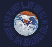 Earth Day Baby Tee