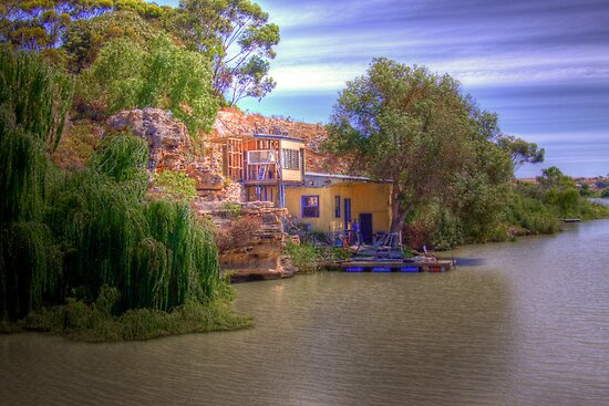 Riverside Living - Jervois, Murray Bridge, South Australia by Mark Richards