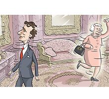 The Pirouette by MacKaycartoons