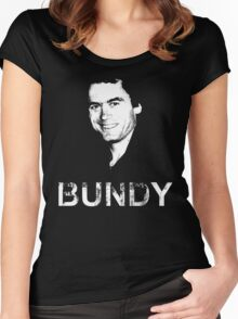 Ted Bundy Women's Fitted Scoop T-Shirt