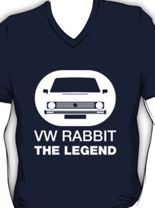 VW Rabbit The Legend T-Shirt