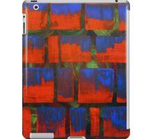 Blood Squares iPad Case/Skin