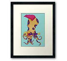 Rocktopus  Framed Print