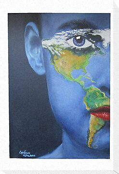 Eye on the Americas by LubaE