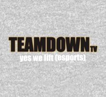 TDTV Lifting esports by teamdowntv