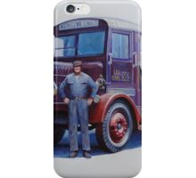 Leyland breakdown from the 1930s. iPhone Case/Skin