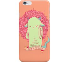 [bashful monster] iPhone Case/Skin