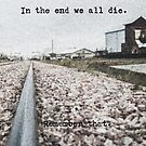 We All Die. by Jake Kauffman