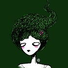 Bush Hair Girl by jrock1184