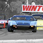 Racing at Historic Winton 2011 by tonyshaw