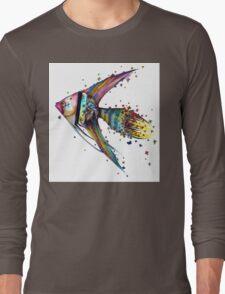 Angel Fish Long Sleeve T-Shirt