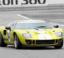 Roaring Forties Ford GT40 Replica by tonyshaw