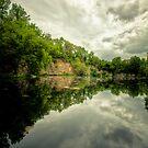 Belle Pond by Matthew Rubel
