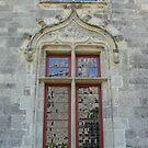 Refraction Reflection: Chateau, Josselin, France by linfranca