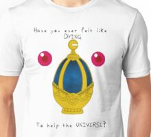 To Help the Universe Unisex T-Shirt