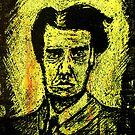 yellow man by ffarff