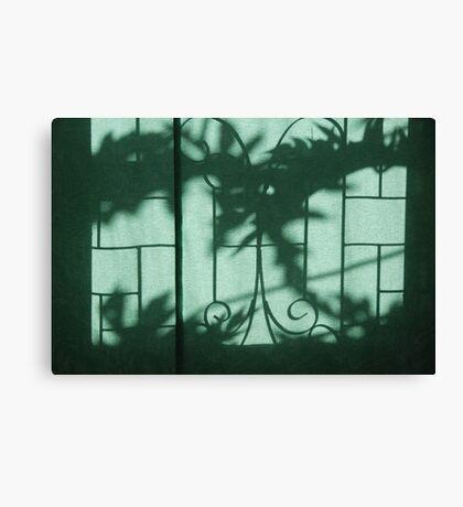 Shadows 4 Canvas Print