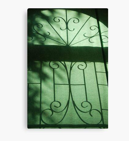 Shadows 7 Canvas Print