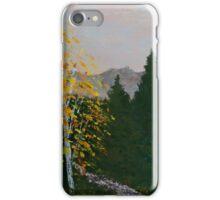 Mountain Creek iPhone Case/Skin