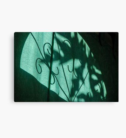 Shadows 11 Canvas Print