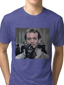 Bill Murray Ghost Busters Tri-blend T-Shirt