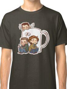 Angels Don't Sleep Classic T-Shirt