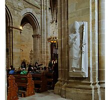 Cathedral, Bamberg 10b Photographic Print
