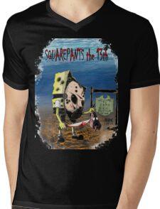 Squarepants the 13th Mens V-Neck T-Shirt