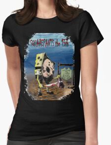 Squarepants the 13th Womens Fitted T-Shirt