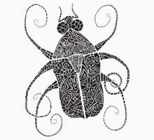 Doodle Bug 2 Kids Tee