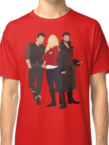 Neal, Emma, and Hook Classic T-Shirt