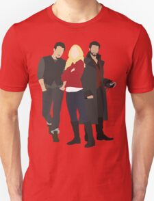 Neal, Emma, and Hook T-Shirt