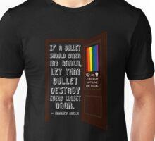 Harvey Milk Quote Unisex T-Shirt