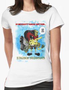 Judgebob Dreddpants Womens Fitted T-Shirt