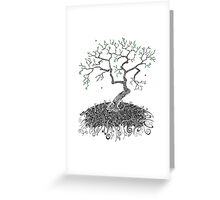 A Doodle Planted Greeting Card