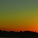 Ocracoke Sunset by Robin Black